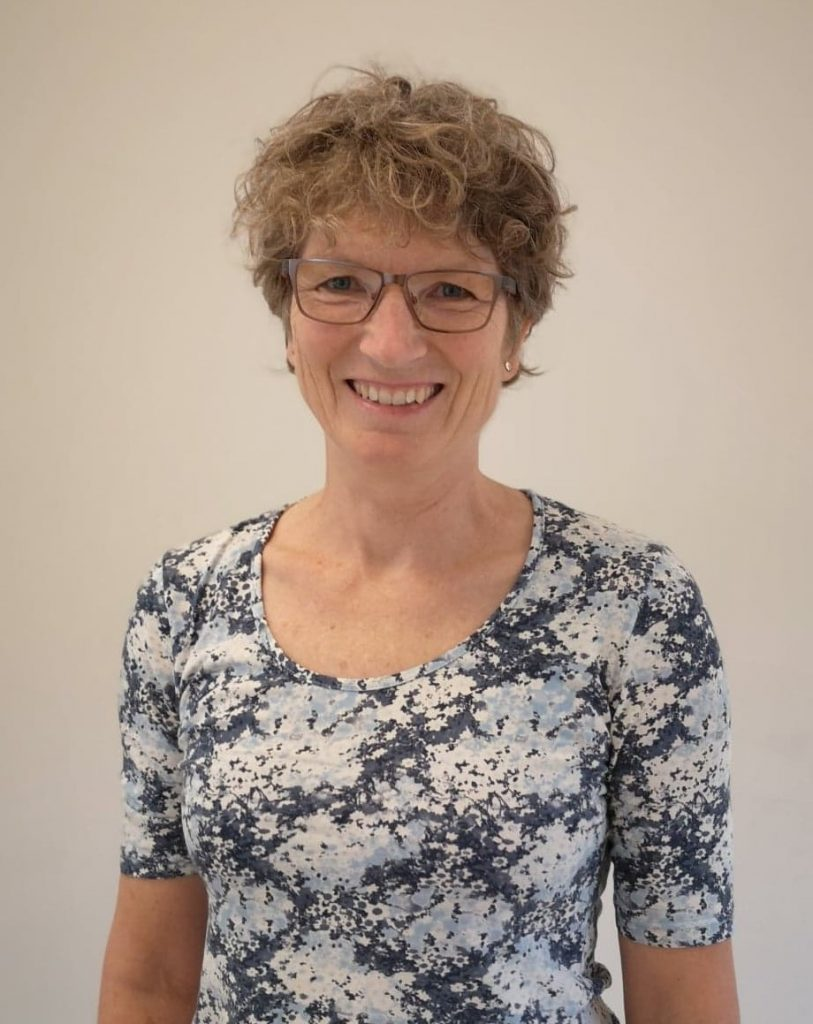 Lise Marianne Rasmussen. med afspænding lindres kroniske smerter og stress
